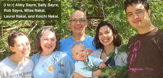 Sayre Family